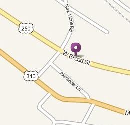 The Purple Foot 1035 W Broad Street Waynesboro, VA 22980