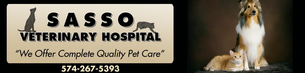 Animal Care Services - Warsaw, IN - Sasso Veterinary Hospital