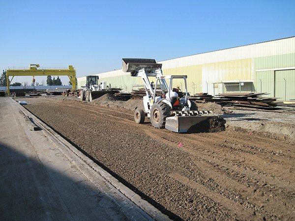 Concrete Truck Runway