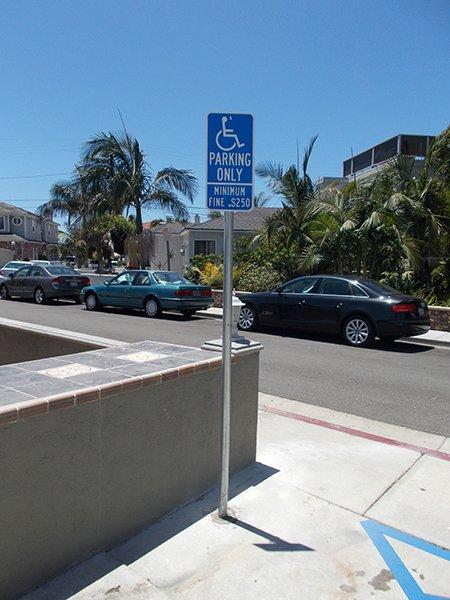 Newport Beach Signage