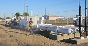 Leemore CNG Project