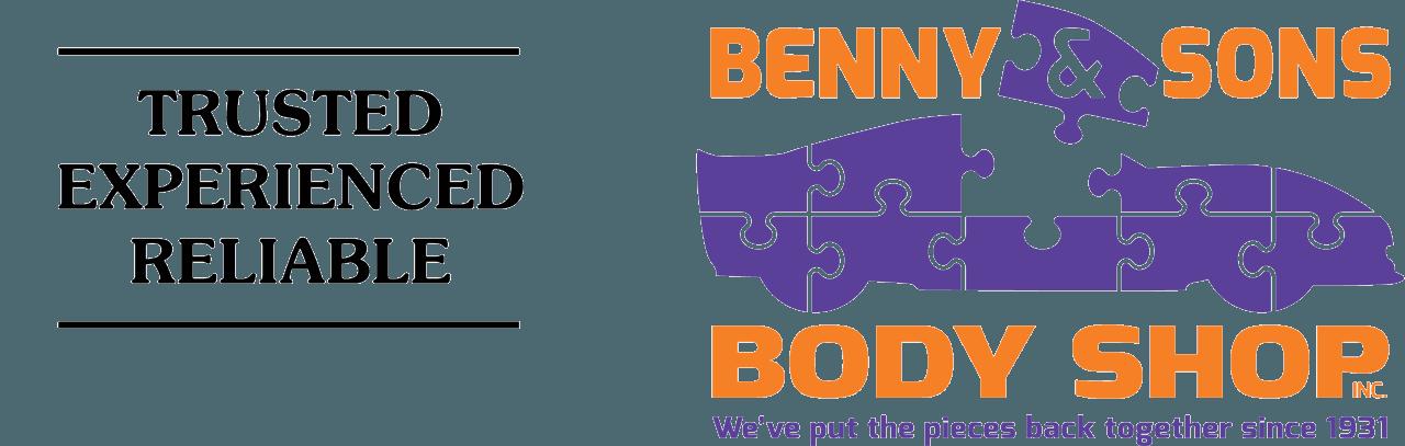 Benny & Son Body Shop-Logo