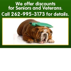 Veterinarian - Milwaukee, WI - Dr. Schmid's Mobile Veterinary Practice - We offer discounts for Seniors and Veterans Call 262-995-3173 for details