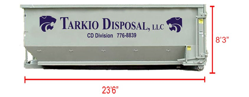 CD Disposal   Construction and Demolition   Manhattan, KS