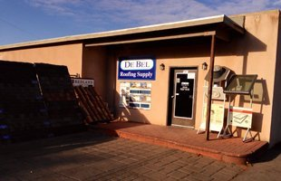 Roofing Products at De Bel Roofing Supply