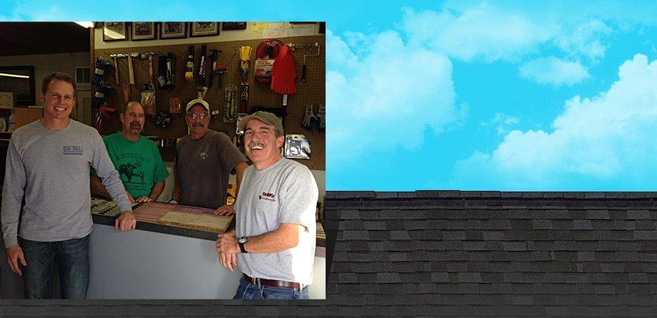 Waterproofing at De Bel Roofing Supply