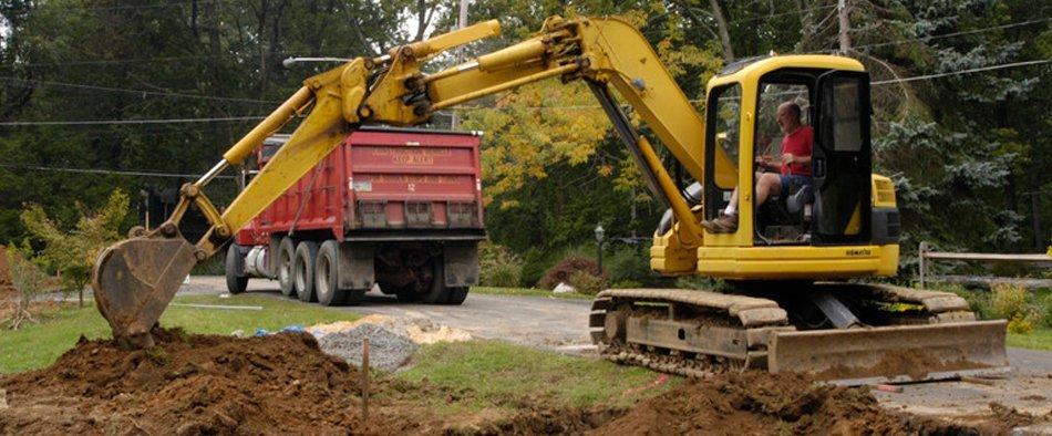 Excavation Services | Sawyer, MI | Oldenburg & Sons Excavating Inc | 269-426-4519