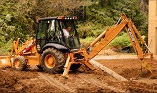 Foundation Digging | Sawyer, MI | Oldenburg & Sons Excavating Inc | 269-426-4519