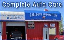 Auto Repair Services - Amarillo, TX - Carlson's Automotive