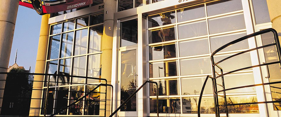 Sectional Door u0026 Related Products & Industrial Door | Installations | Norfolk VA