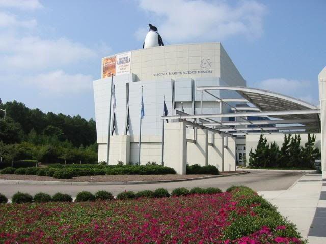 Virginia Marine Science Museum
