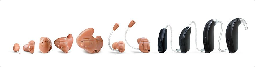 Hearing aid variations
