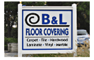 B&L Floor Covering Inc. business board
