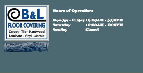 B&L Floor Covering Inc.