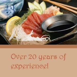Japanese cuisine - Huntingdon Valley, PA - Asian Taste Inn - japanese food - Over 20 years of experience!