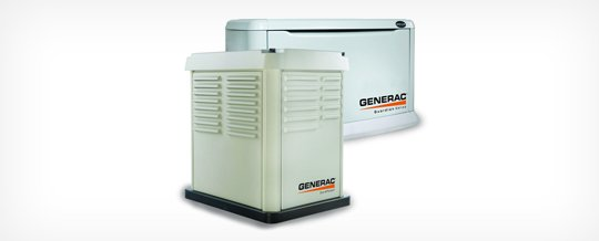 Generac GS_Guardian 20 kw with CorePower