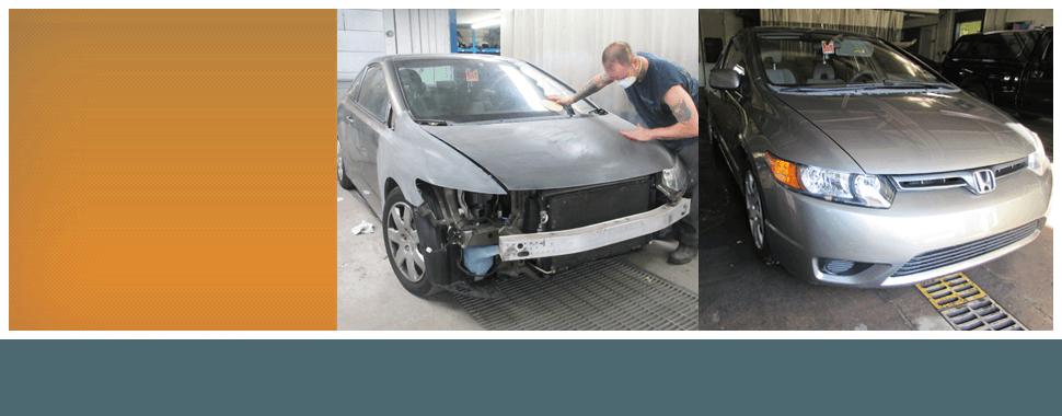 collision work | Chester, PA | Iacona Collision | 610-876-9545