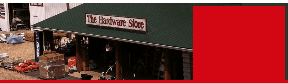 Hardware supplies | Mardela Springs, MD | The Hardware Store | 410-742-4477