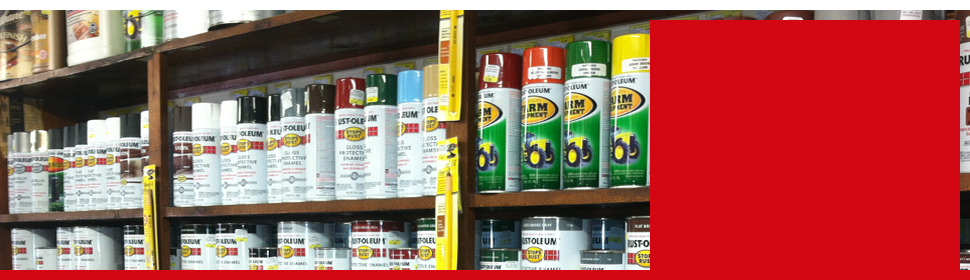 Paints | Salisbury, MD | The Hardware Store | 410-742-4477