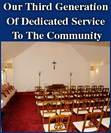 Funeral Service - Hanover Township, PA - Charles V. Sherbin Funeral Home
