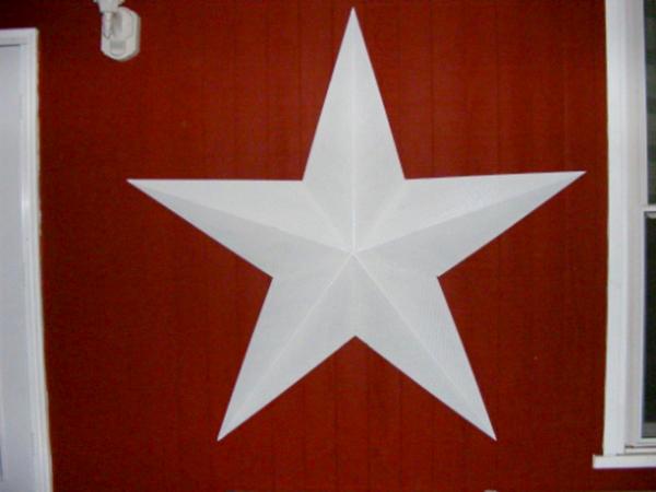 Welding Art Star