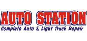 Auto Station - Logo