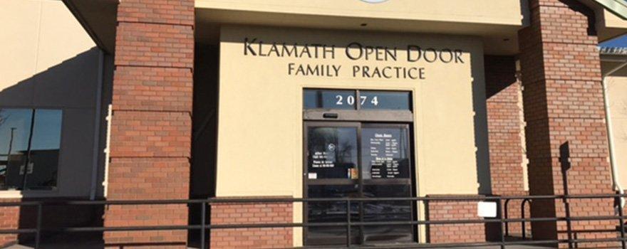 Klamath Open Door Clinic Remodel