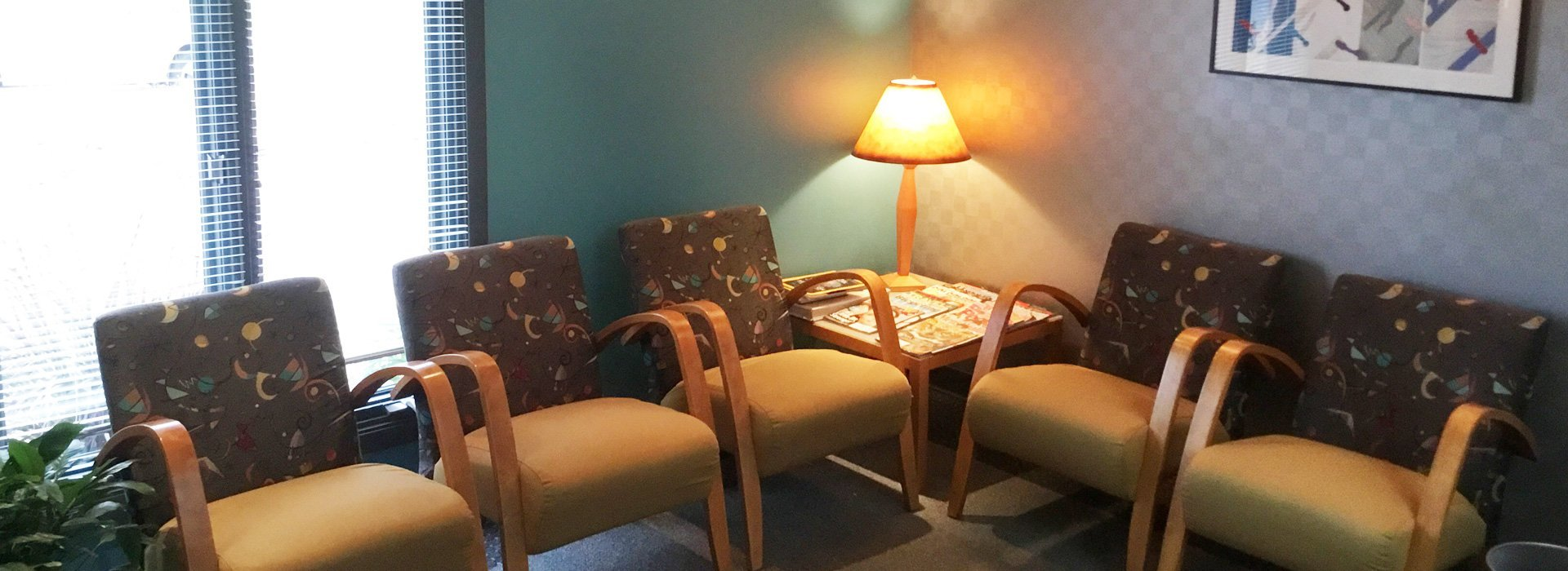 Max Menacher JR., DDS Interior