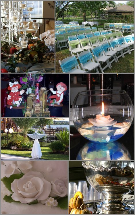head tables and sweetheart tables | League City, TX | Ludwig Catering | 281-332-2664