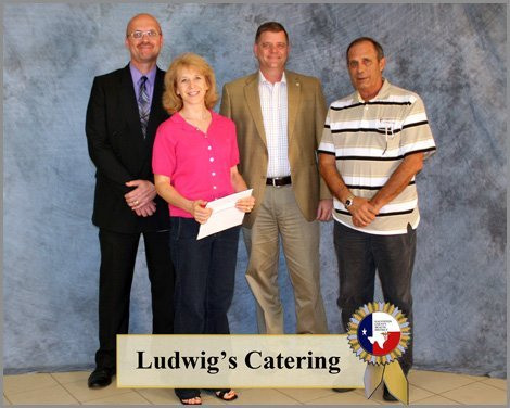 champagne fountain | League City, TX | Ludwig Catering | 281-332-2664