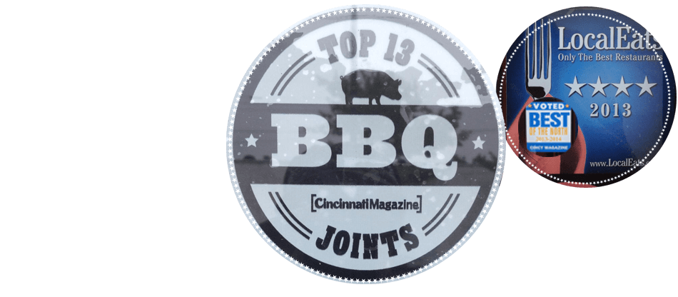 Barbeque Restaurant  | Cincinnati, OH | Pit-To-Plate BBQ & Saloon | 513-931-9100