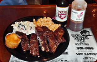 BBQ and Restaurant  | Cincinnati, OH | Pit-To-Plate BBQ & Saloon | 513-931-9100