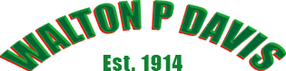 Walton P. Davis Co Inc - logo