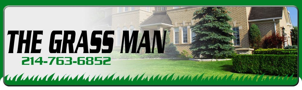 Lawn Care Rowlett, TX - The Grass Man Lawn & Landscape