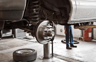 Auto braking system