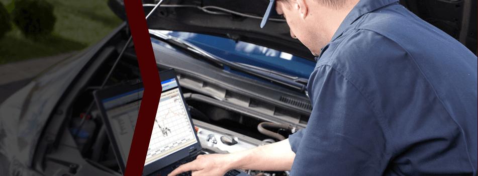 Computer diagnostic inspection