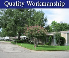 Manufactured Home Park - Tyler, TX - Southpark Mobilehome Estates