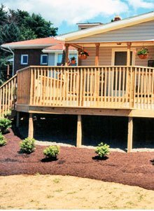 deck maintenance - Waynesboro, VA - Mike Massie's Construction
