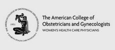 The American College of Obstetricians and Gynecologists Logo