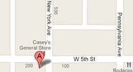 Jayhawk TV & Appliances  435 New York Ave  Holton, KS 66436-1708