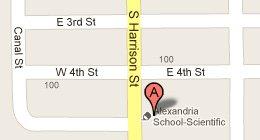 Hobbs Health Hut 809 South Harrison St, Alexandria, IN 46001
