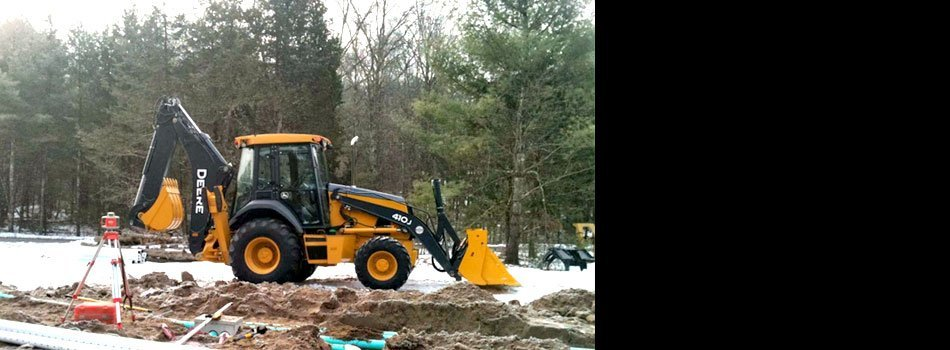 Excavator | New Paltz, NY | Bob Dietz & Sons Inc. | 845-255-0086