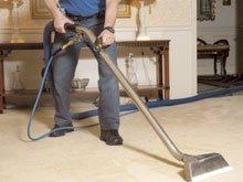 carpet cleaning - Clontarf, MN - Captain Clean - vacuum