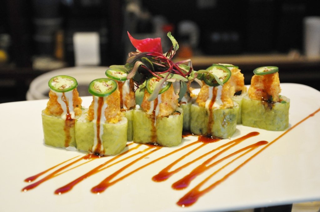 Green River Roll
