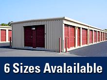 Storage Services - Greenville, MI - G & S Mini Storage