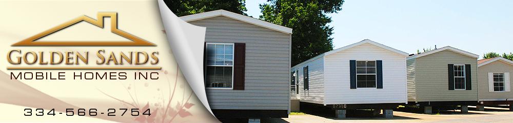 Mobile Home Troy, AL - Golden Sands Mobile Homes Inc 334-566-2754