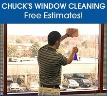 Window Cleaning - Racine,  WI - Chuck's Window Cleaning