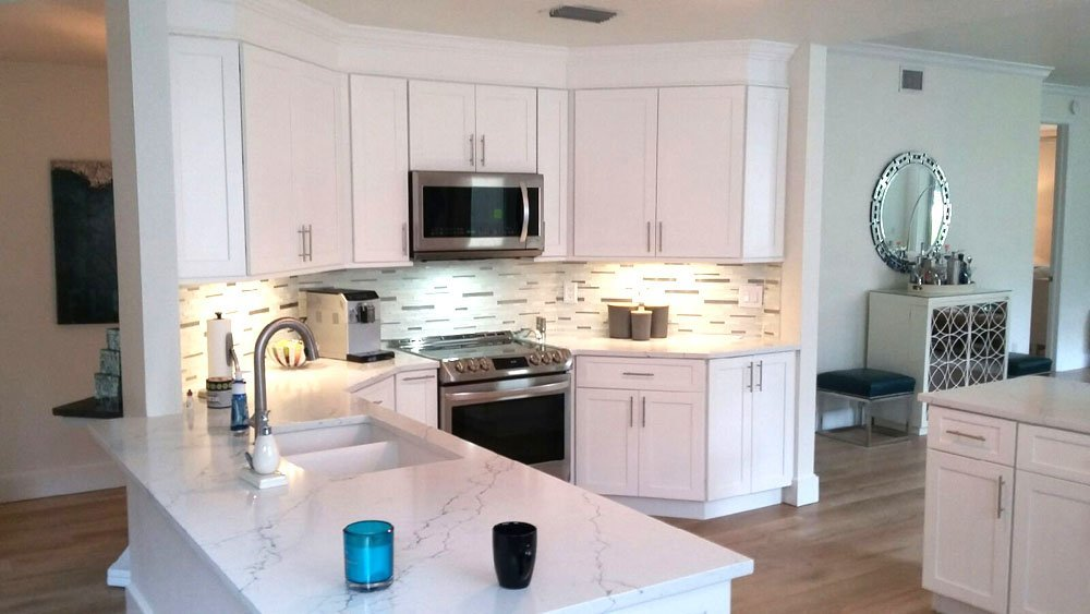 gulf view cabinets kitchen bathroom clearwater fl condominium kitchen remodeling in clearwater fl build