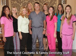 Island Cosmetic and Family Dentistry