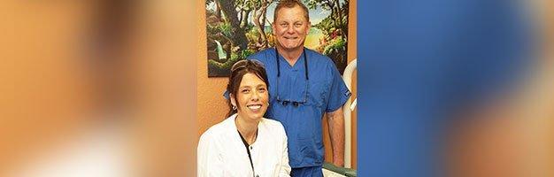 Dr. Misch & Beverly